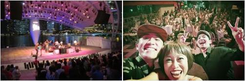 Esplanade & Phuket shows
